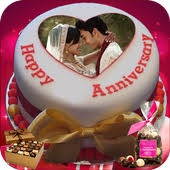 Name Photo On Anniversary Cake For Android Apk Download