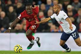 Roberto firmino (liverpool) header from the centre of the box to the top left corner. Reds Shot At Early Buffer In Top Of The Table Clash Liverpool Vs Tottenham Preview Liverpool Fc This Is Anfield
