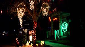 diy halloween lighting. Diy:Incredible Halloween Lights And Sound Outdoor Decorations Amazon Maxresdefault Walmart Ideas Australia Flood Canada Diy Lighting C