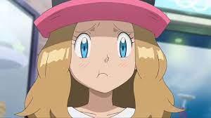 Pokémon XY - Ash y Serena en la Ciudad - YouTube