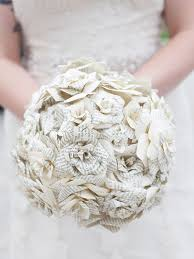 Paper Flower Bouquet For Wedding 15 Ways To Use Paper Flowers At Your Wedding