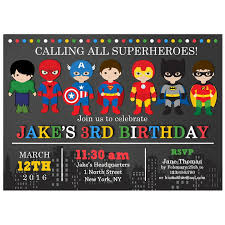 superheroes birthday party invitations superhero party invitation by that party chick superhero