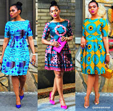 Blue African Dress Designs Most Fashionable African Dresses Designs 2019 African
