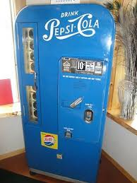 Pepsi Cola Vending Machines Old Simple Old Vending Machine For Sale Vintage Pepsi Vmc 48 Cola Soda