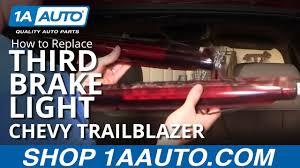 2002 Chevy Trailblazer 3rd Brake Light How To Replace Third Brake Light 02 09 Chevy Trailblazer