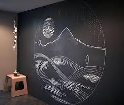 19 chalkboard wall art ideas