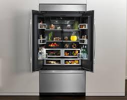 Cheery Obsidian Black Interior Refrigerator in Glass Front Mini Fridge