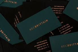 Good Business Card Design 21 Creative Business Cards Ideas And How To Get The Look Learn