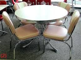 4 chair dining table chrome dining table set pink round table 4 chairs contemporary glass chrome 4 chair dining table