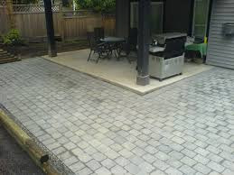 cost of patio pavers elegant coolest patio paving cost in interior home trend ideas with patio