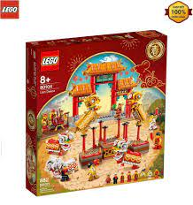 Báo giá Đồ Chơi Lắp Ráp Múa Lân LEGO 80104 chỉ 2.399.000₫