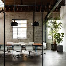 Modern Office Design Ideas A Beautiful Office Conference Space Design Furnished With Eames Aluminum Group Chairs By Herman Miller