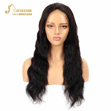 <b>Joedir</b> Brazilian Straight Human <b>Hair</b> Wigs For Black Women 13*4 ...