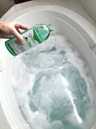 cleaning a jetted tub jacuzzi jet cleaner hot brush