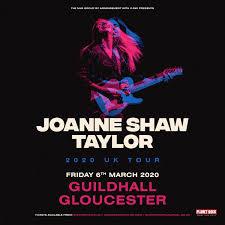 <b>Joanne Shaw Taylor</b> — Gloucester Guildhall