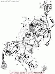 Honda cl100 scrambler 1971 k1 usa wire harness battery buy wire