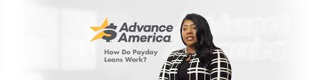 Advance America Rate Chart How Do Payday Loans Work