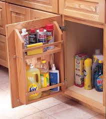 sink cabinet shelf