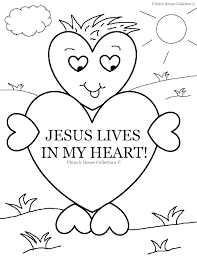 Coloring Bible Pages Free Christian Coloring Sheets For Toddlers