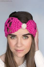 Easy Crochet Headband Pattern Awesome Decorating Ideas