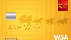 How To Design Your Own Debit Card Wells Fargo Wells Fargo Cash Wise Visa Review Easy Cash Back