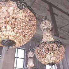 retro vintage big round french empire style led e14 crystal with french empire crystal chandelier