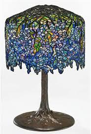 modern art nouveau furniture. model 342 u201cwisteriau201d lamp ca 190105 modern art nouveau furniture
