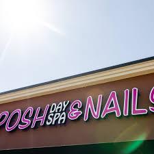 posh day spa nails orlando fl
