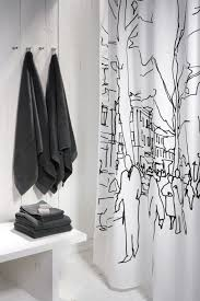 10 Stylish and Modern Shower Curtains