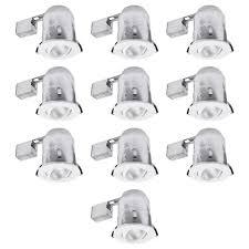 white round recessed lighting kit 10 pack 4