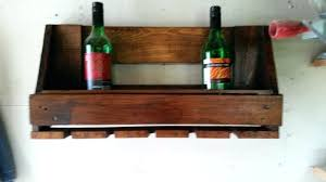 Wine Racks Pallet Furniture Wine Rack Pallet Wine Rack