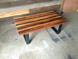 coffee table reclaimed wood parquet reclaimed wood round coffee table diy coffee