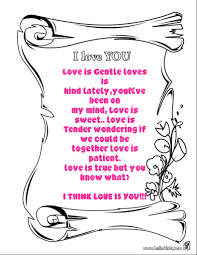 I Love You Coloring Pages For Adults Excellent Design Download And
