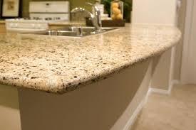 image of quality new venetian gold granite kitchen countertops
