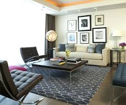 how to choose an area rug color modern living room by