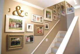 gallery wall ideas for stairs artistic picture wall ideas for stairs