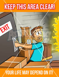 Free Safety Cartoon Posters And Safety Clipart Anything