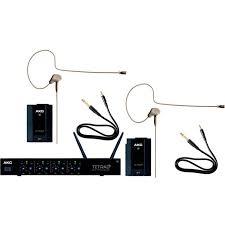 Купить <b>Радиосистема AKG DMS</b> TETRAD Performer Set в Москве ...