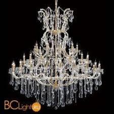Купить <b>люстру Crystal lux Hollywood</b> HOLLYWOOD SP53 GOLD с ...