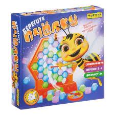 <b>Настольная семейная игра ФОРТУНА</b> Берегите пчёлку — купить ...