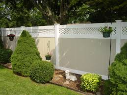 download two tone vinyl privacy fence79 privacy
