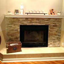 small of contemporary faux rock fireplace makeover river surround ideas painted