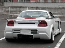 TopWorldAuto >> Photos of Toyota MR-S - photo galleries