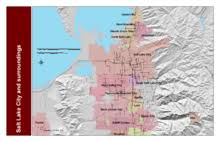 south jordan, utah wikipedia Salt Lake County Zip Code Map a map showing the salt lake valley it shows the locations of the cities inside salt lake county zip code map printable