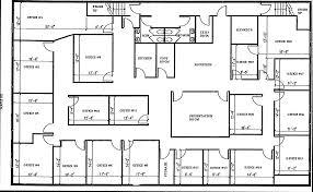 Network Layout Floor Plans Solution  ConceptDrawcomFloor Plan Office