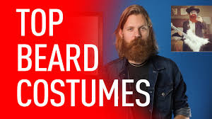 Halloween Costume Ideas For Guys With Beards