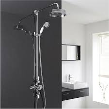 traditional shower systems