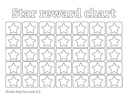 Star Reward Chart Printable Download Or Print Your Myria Content Here Printable