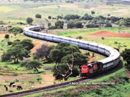 Indian Railway Fare Chart 2018 19 Pdf Budget 2019 Railways Budget Operating Ratio Of Indian