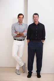 Roger Federer and Adam Scott: In Conversation